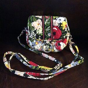 Vera Bradley mini crossbody bag